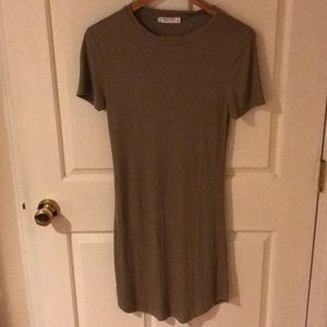 Ribbed T-Shirt Dress BNWT
